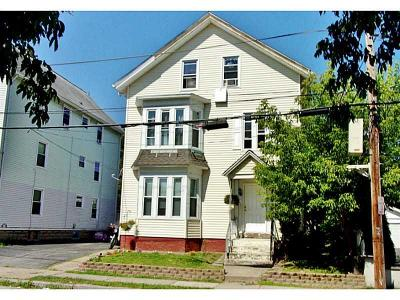 Pawtucket Multi Family Home For Sale: 74 Cole St
