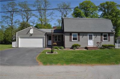 Bristol County Single Family Home For Sale: 20 Donna Ct