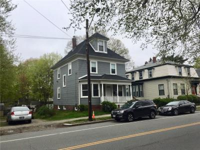 East Side Of Providence RI Single Family Home For Sale: $350,000