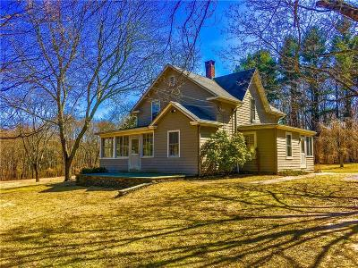 Hopkinton Single Family Home For Sale: 29 Collins Rd