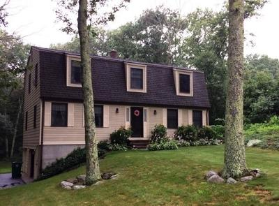 Scituate Single Family Home For Sale: 65 Trout Brook Lane