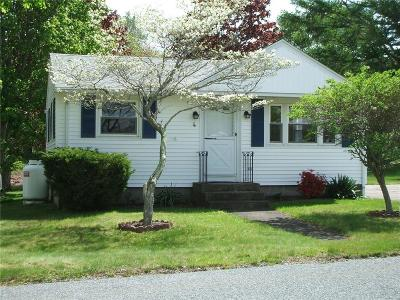 Narragansett Single Family Home For Sale: 4 John St