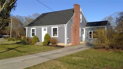 Kent County Single Family Home For Sale: 136 Circuit Dr