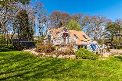Single Family Home Act Und Contract: 389 Brayton Rd