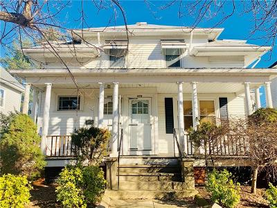 Providence County Multi Family Home For Sale: 375 Academy Av