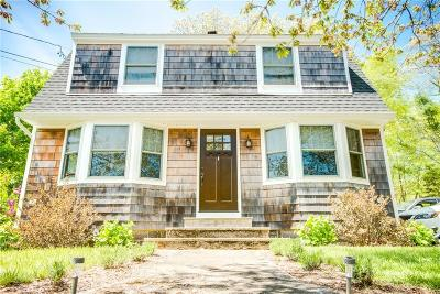 Westerly Single Family Home For Sale: 356 Post Rd