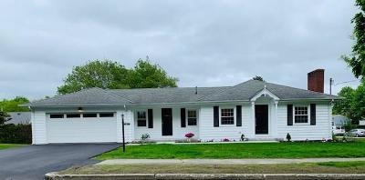 Bristol County Single Family Home For Sale: 1080 Hope St