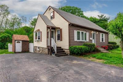 Single Family Home For Sale: 607 Mendon Rd