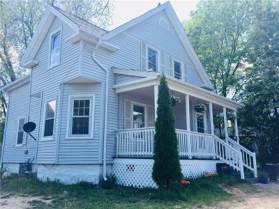 Woonsocket Single Family Home For Sale: 26 Ruby St
