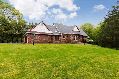 Single Family Home For Sale: 160 Howland Rd