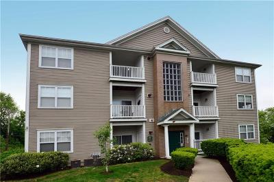 Woonsocket Condo/Townhouse Act Und Contract: 78 Mill St, Unit#302 #302