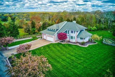 Single Family Home For Sale: 35 - A Meadow Tree Farm Rd