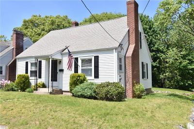 Warwick Single Family Home For Sale: 39 Link St