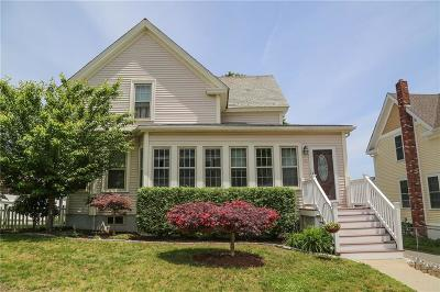 Woonsocket Single Family Home For Sale: 84 Vine St