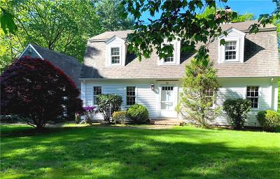 Scituate Single Family Home For Sale: 52 Ashland Rd