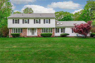 Single Family Home For Sale: 268 Log Rd
