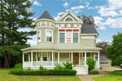 North Attleboro Single Family Home For Sale: 238 S Washington Street