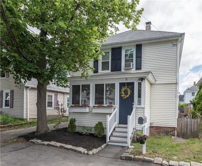 East Providence Single Family Home For Sale: 28 Ash St