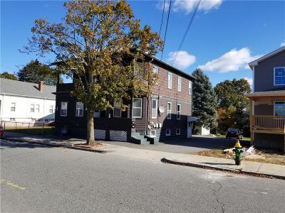 Providence RI Multi Family Home For Sale: $200,000