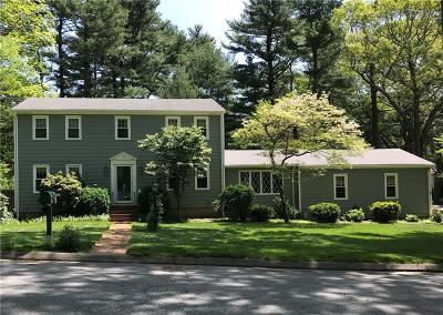 Single Family Home For Sale: 110 Sycamore Dr