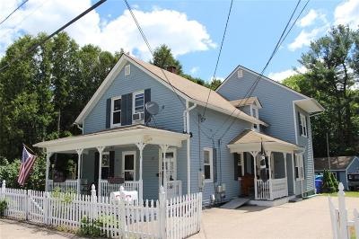 Multi Family Home Act Und Contract: 25 - 27 Eddy St