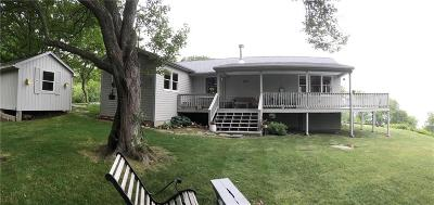 Portsmouth Single Family Home For Sale: 0105 Governor Paine Rd