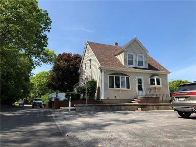 Johnston Single Family Home For Sale: 153 Ostend St