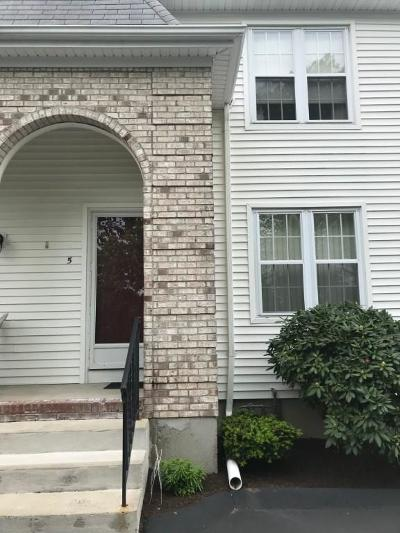 North Providence Condo/Townhouse Act Und Contract: 60 Hawthorne Pl, Unit#5 #5