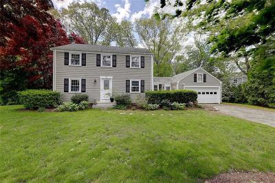 Barrington Single Family Home For Sale: 3 Tiffany Cir