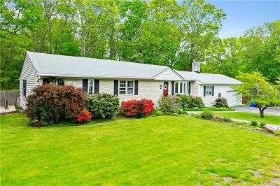 West Warwick Single Family Home Act Und Contract: 130 Setian Lane