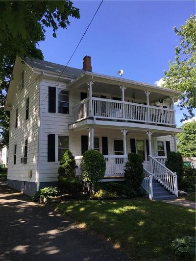 Warwick Multi Family Home Act Und Contract: 151 King St