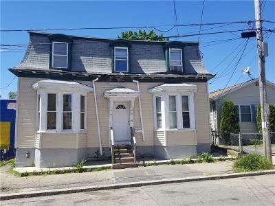 Multi Family Home For Sale: 25 Seabury St