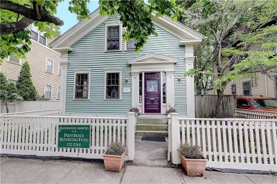 Providence Single Family Home Act Und Contract: 58 Willow St