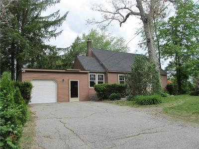 Glocester Single Family Home For Sale: 93 Chestnut Hill Rd