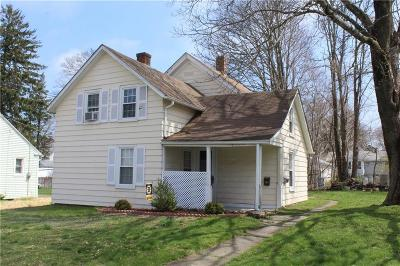 Westerly Multi Family Home Act Und Contract: 20 York Av