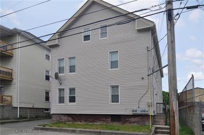 Central Falls Multi Family Home For Sale: 13 Mowry St