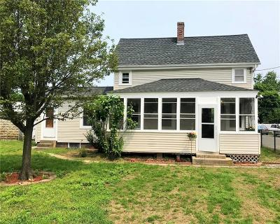 East Providence Single Family Home For Sale: 35 Willow St