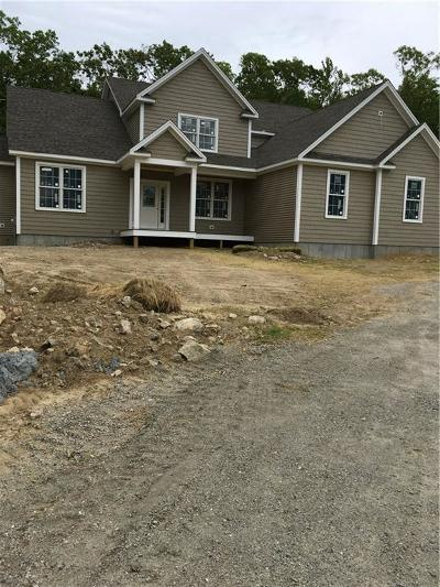 West Greenwich Single Family Home Act Und Contract: 15 Buck Hollow Dr