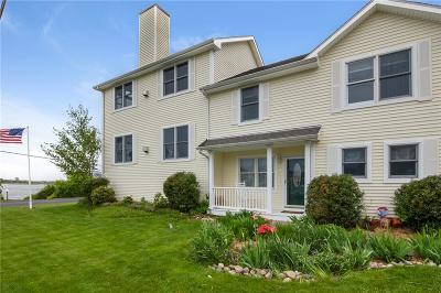 Narragansett Single Family Home For Sale: 4 Tidewater Rd