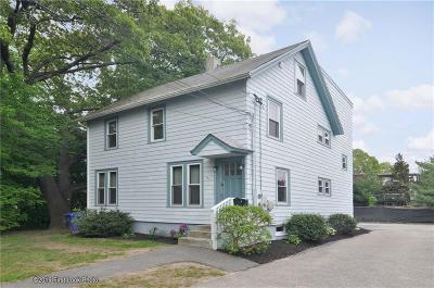 East Providence Multi Family Home For Sale: 15 Allen Av