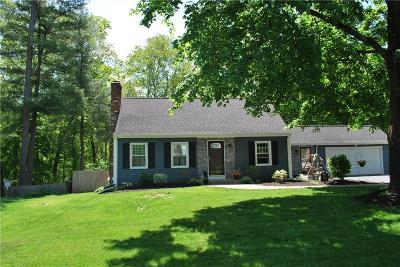 Cumberland Single Family Home Act Und Contract: 21 Elmwood Dr