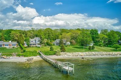 Bristol Single Family Home For Sale: 11 Shore Rd