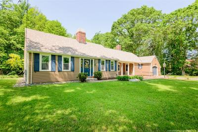 Tiverton Single Family Home Act Und Contract: 136 Lake Rd