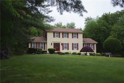 Johnston Single Family Home For Sale: 71 Brown Av