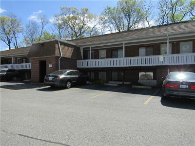 North Providence Condo/Townhouse Act Und Contract: 569 Smithfield Rd, Unit#9 #9