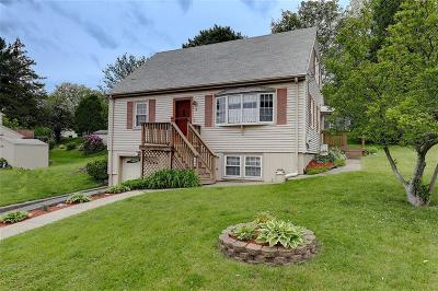 Cumberland Single Family Home For Sale: 9 Dulles St