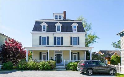Newport Condo/Townhouse Act Und Contract: 15 Narragansett Av, Unit#1 #1