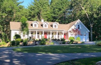 East Greenwich Single Family Home For Sale: 145 Tillinghast Rd
