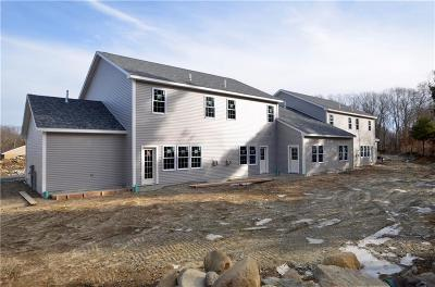 Scituate Condo/Townhouse Act Und Contract: 21 Land Wy, Unit#8 #8