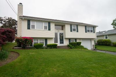 Cranston Single Family Home For Sale: 7 Jasmine Ct